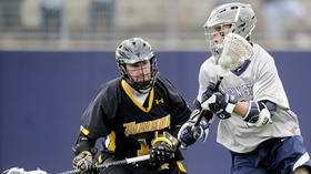 Target in CAA lacrosse now trained on Towson