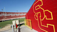 Governor asked to halt pending lease of Coliseum to USC