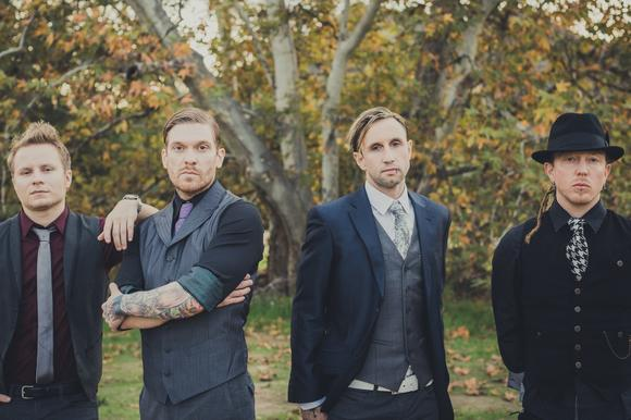Shinedown is ready to rock Virginia Beach.