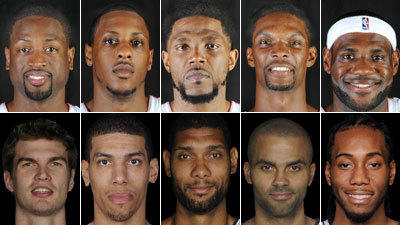 Heat vs. Spurs: Position-by-position matchups