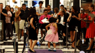 """2nd Annual Stiletto Dash"" at Bloomingdale's Aventura"