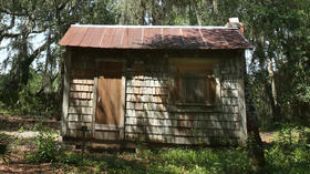 Carr cabin in Umatilla is Florida's Walden Pond