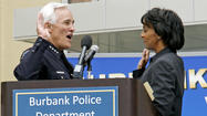 Photo Gallery: Burbank police chief sworn in