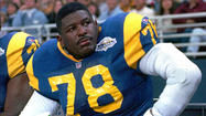 Jackie Slater never played with Deacon Jones – a Hall of Fame offensive tackle who began his pro career in 1976, Slater came into the NFL two years after Jones retired – but the young Rams offensive lineman still learned a lot from the legendary defensive end.