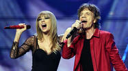 Taylor Swift, Mick Jagger duet seemed 'unenthusiastic'