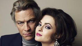 Attention 'Wire' fans: a first look at Dominic West as Richard Burton