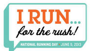 June 5: Run or walk with Track Shack on National Running Day!