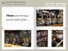 A recent Story project from Star Wars Weekends at Hollywood Studios.