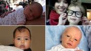 Celebrity baby Twitpics: From Miranda Kerr to David Beckham