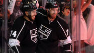 The Kings' postseason dominance of last season converted Tuesday to the desperation of facing a two-game deficit to the NHL's best regular-season team.