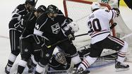 Goal may have been fluke, but Kings' Slava Voynov isn't