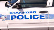 STANFORD — Police are investigating a bizarre series of events that happened in Stanford in the early morning hours Sunday.