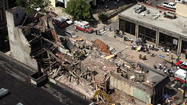 PICTURES: Building collapse in Philadelphia