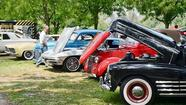 Prized cars draw in the gawkers