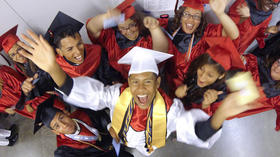 Pictures:  High School Graduations