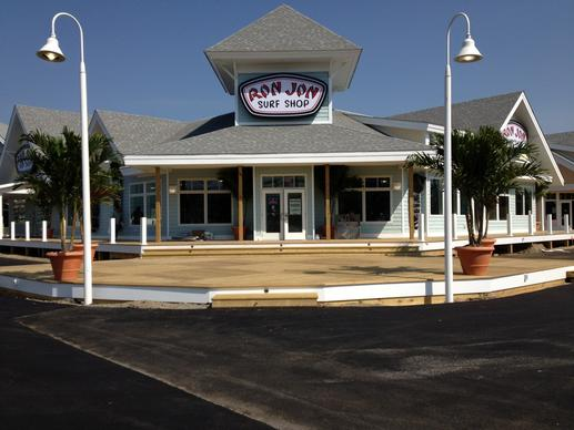 The first Ron Jon Surf Shop in Maryland will open June 6 in Ocean City.