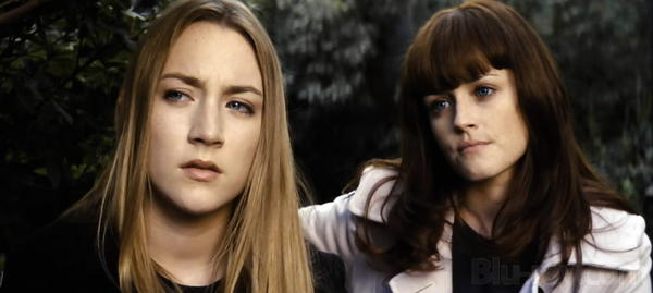 "Alexis Bledel and Saoirse Ronan star in ""Violet and Daisy."""