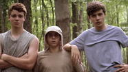 """The Kings of Summer"" is a coming-of-age story that keeps its humor as dry as the sunbaked days of its teen rebellion."
