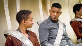 Reel Critics: 'After Earth' not quite out of this world