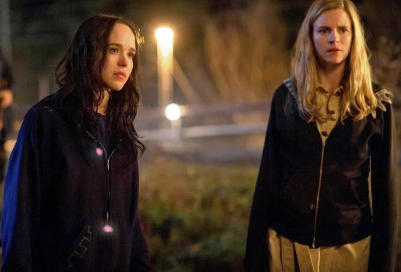 """Ellen Page and Brit Marling star in """"The East."""""""