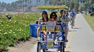 A weekend in Santa Barbara