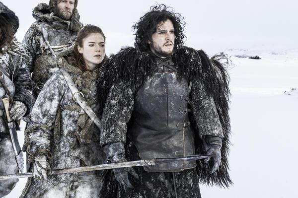 We wonder what Jon Snow's favorite song is.