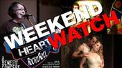 Weekend Watch: Rock & Roll benefit, Science Night Live, Tiger Tail