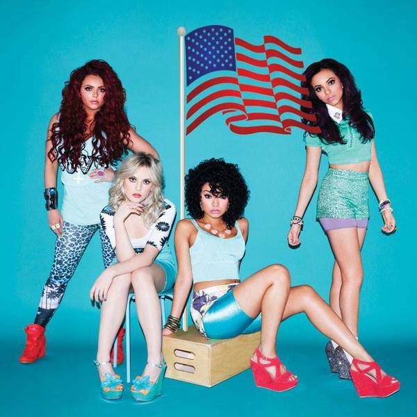"The British girl group Little Mix, which first drew notice on the U.K. version of ""The X Factor,"" entered the Billboard 200 at No. 4 this week."