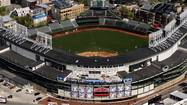 Wrigley Field had it right from the start. An urban ballpark close to public transportation and holding around 40,000 people is the winning ticket. Wrigley may be battered but, as it approaches its centenary, it is still authentic.