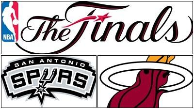 For starters: San Antonio Spurs at Miami Heat