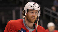 LOS ANGELES — Duncan Keith joined his teammates on the ice for a brief but spirited practice at Staples Center on Wednesday, then offered a brief but less than spirited debriefing on his hearing with the NHL's discipline czars earlier in the day.