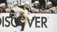 NHL: Stanley Cup Playoffs-Boston Bruins at Pittsburgh Penguins