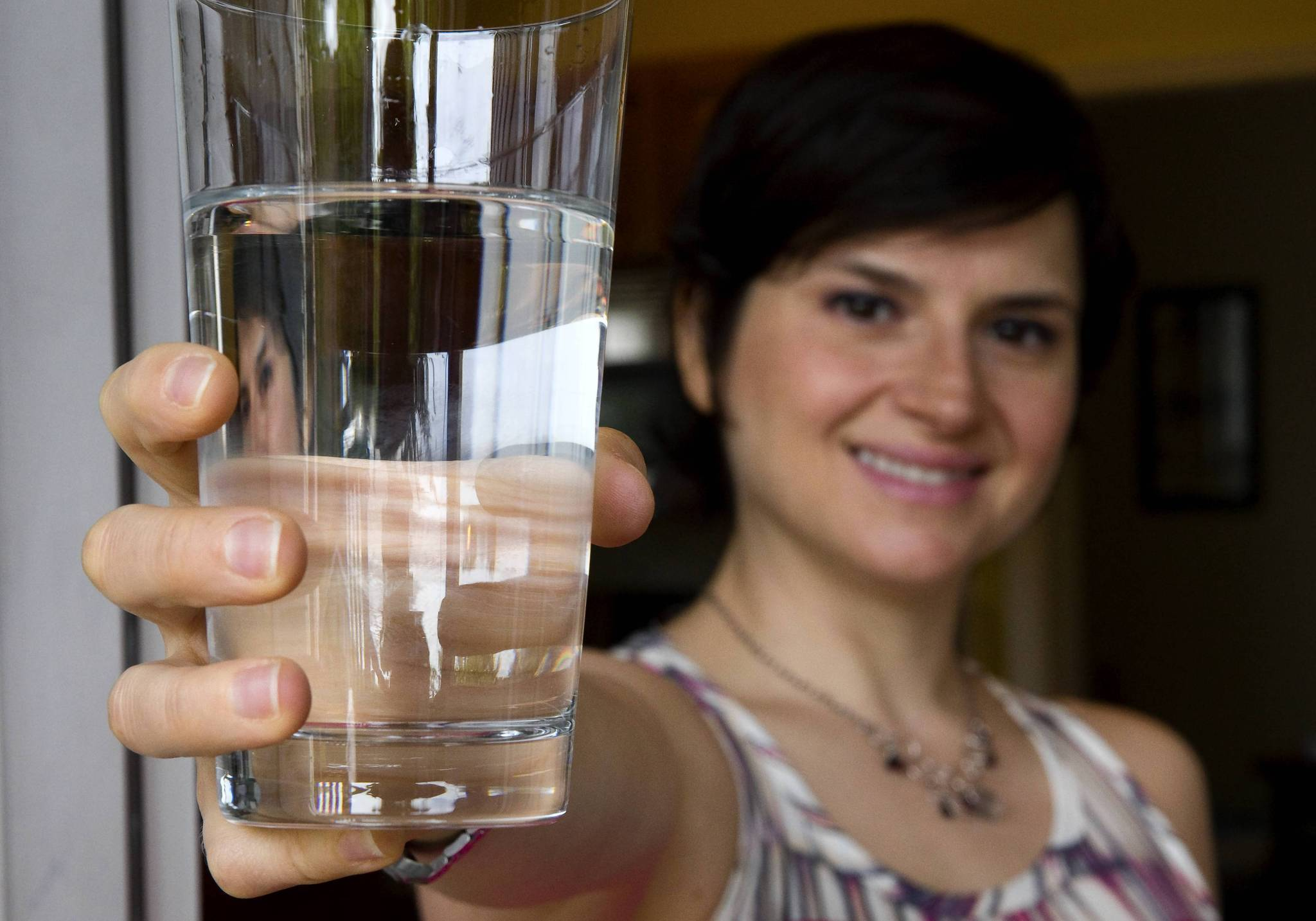 Study finds nearly half of Americans not drinking enough water