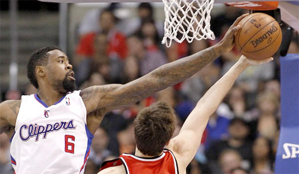 Clippers center DeAndre Jordan has been invited to participate in the USA Basketball national team camp in Las Vegas, which runs from July 22-25.