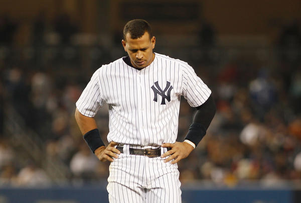 Alex Rodriguez has very possibly played his last game for the Yankees.
