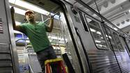 Delivery of the CTA's new rail cars was suspended for the past month because of another quality-control problem at the Bombardier Transportation manufacturing plant in upstate New York, the Tribune has learned.