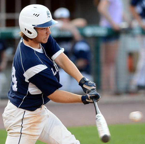 Salisbury junior outfielder Brad Vangeli is hitting .451. The Falcons play Hughesville at noon Thursday at Pine Grove.