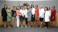 Photo Gallery: Newly installed LCUSD PTA Executive Boards