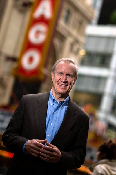 GOP gubernatorial candidate Bruce Rauner hasn't yet gone through that bloody gantlet of reporters and opposition researchers tearing through his life. No one who hasn't gone through it can say for certain they can handle it.