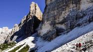 Hiking Italy's Dolomites is challenging and beautiful