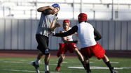 Photo Gallery: Burroughs vs. Burbank spring football game