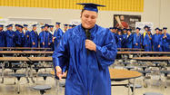 Waynesboro (Pa.) Area Senior High School graduation
