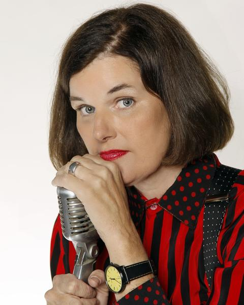 Comedian Paula Poundstone will perform a stand-up routine at the Boyne City Performing Arts Center Saturday, June 22.
