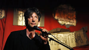 Neil Gaiman's advice to graduates