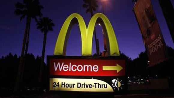 McDonald's is is expanding a test of breakfast items after midnight at 24-hour restaurants.