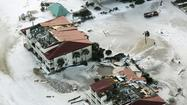 File photo of buildings, damaged by Hurricane Ivan, in Pensacola Beach