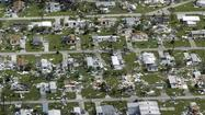 File photo of a mobile home park devastated by Hurricane Charley in Punta Gorda
