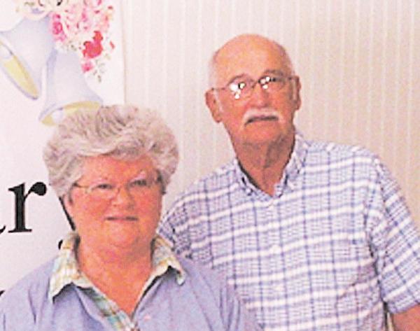 Carol and Richard Selders were married April 11, 1963.
