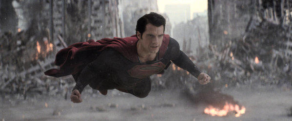 "Google Inc. released a new study examining the connection between movie searches and the box office performance of a film like ""Man of Steel."""