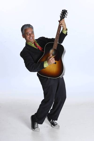 Mr. Richard will be among the performers at a kid-friendly benefit concert on Sunday at Orlando Repertory Theatre in Loch Haven Park. The show will raise money for his family's medical expenses.